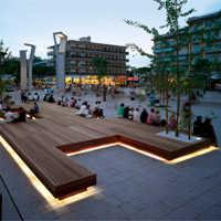 Harris Isola benches