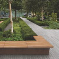 GRANDIFIORIERE SEATING AND PLANTERS