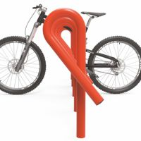 RUBB BIKE RACKS
